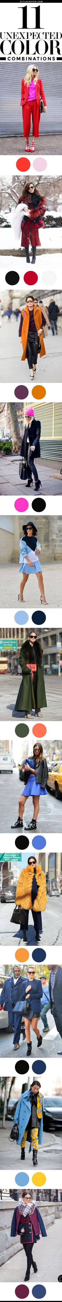 How to wear color like a street style star - 11 incredible color combinations to try now