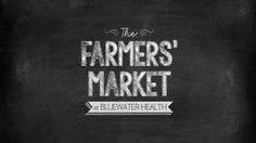 The Farmers' Market at Bluewater Health is back every month in 2017 supporting the Clincal Nutrition and Diabetes department. Stop by and shop many local vendors carrying an assortment of local products including root vegetables cheese honey baked goods apples and more in the atrium. Cash only. All are welcome!  Our Vendors Vrolyk Farms Great Lakes Goat Dairy Sweet Sombra Honey Maya's Village Bakery Armitage Orchards