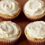 Cupcakes Honing Banaan