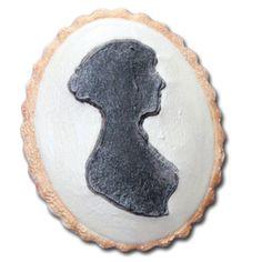 Jane Austen cookie