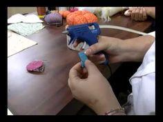 Mulher.com 23/07/2012 Vivi Prado - Caixa de costura de anjinho 01 - YouTube