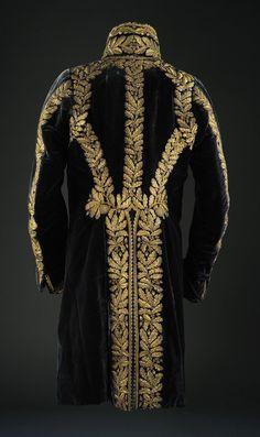 Michel Ney (1769-1815) 's Imperial Marshal ceremonial attire, ca. 1804