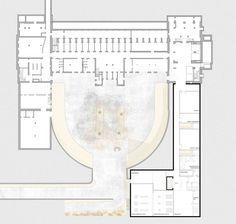 New Crematorium in the Hörnli Cemetary Competition Entry by Josep Ferrando, David Recio and Rafael Aliende - Switzerland
