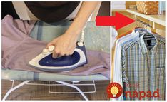 Perfektná vec, s ktorou bude vaše prádlo dokonale vyžehlené a to omnoho jednoduchšie, ako si myslíte.