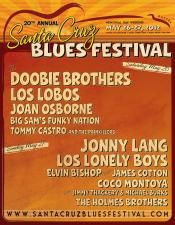 Santa Cruz Blues Festival, May 26-27. We're going. Are YOU?