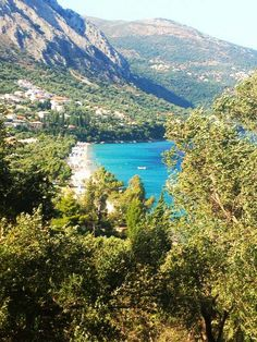 Corfu Corfu Beaches, Santorini Villas, Myconos, Corfu Town, Corfu Island, Greek Islands, Crete, Where To Go, Spaces