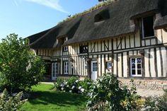 Jolie Chambre d'hôtes du Marais Vernier - Normandie - France