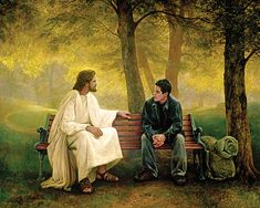 """""""Lost and Found"""" LOST AND FOUND I received an e-mail from a young man who expressed his discouragement at not being able to find many images of the Savior with teenagers. He noted that he had seen many paintings depicting Christ with loveable little children, but... Read More ›"""