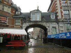 Entrada al casco histórico de #Namur (#Belgica)