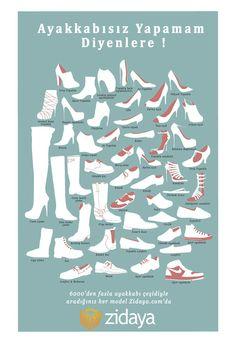 Alice in Shoppingland: Ayakkabı Arayanlara Öneriler : Zidaya.com