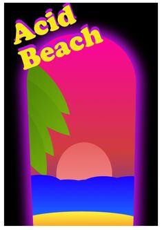 Acid beach Beach, The Beach, Beaches