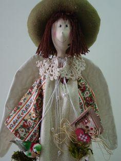 Boneca da Prof. Ana Maria Aninha