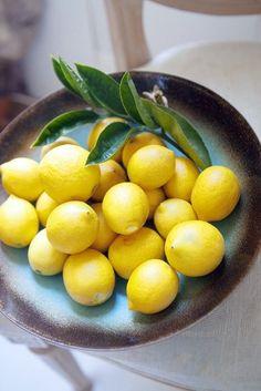 lemon yellow green brown black