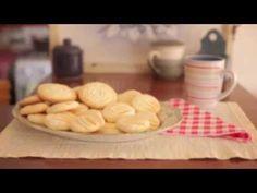 Receta de galletas dulces para celíacos | Recetas de POSTRES | @RecetasiMujer - YouTube