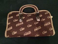 Vintage Coca Cola Purse Handbag - Coke - Never used!