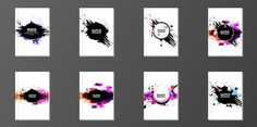 Abstract background. Applicable for Banners, Placards, Posters, Flyers. Eps10 vector template.