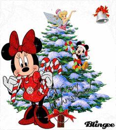 ~ A Disney Christmas ~ Merry Christmas Google, Disney Merry Christmas, Disney Christmas Decorations, Merry Christmas Images, Mickey Mouse Christmas, Christmas Pictures, Christmas Art, Minnie Mouse Pics, Mickey Mouse Pictures