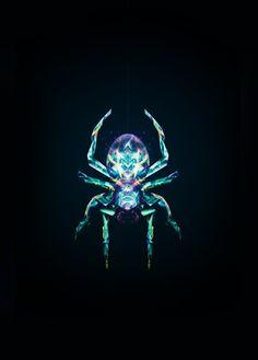 Spider by ItsAnemic on DeviantArt