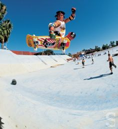 Christian Hosoi frontside air