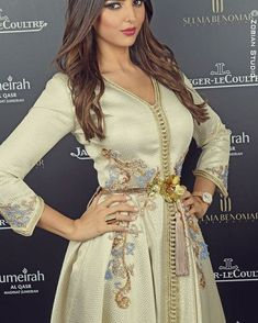 Moroccan caftan.. the one.n.only