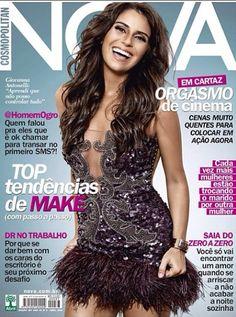 Cover star Giovanna Antonelli na capa da NOVA online de ABRIL , cabelo Marco Antonio de Biaggi make Lavosier foto Christian Gaul Piny Montoro ARTBbijutt Monica Gailewicht