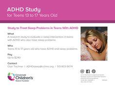 add adhd research studies