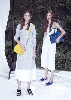 CHARLES & KEITH Spring 2015 campaign. Visit www.charleskeith.com