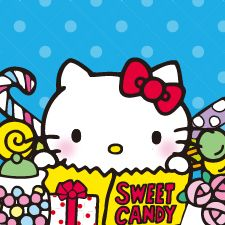 Get to know all the Sanrio characters, play games, download supercute wallpaper and more!