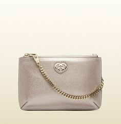 Gucci Metallic Leather Cosmetic Case on shopstyle.com