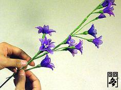 跟我学做丝袜花/三轮草-阁子影像-搜狐博客 Diy And Crafts, Arts And Crafts, Nylon Flowers, Ikebana, Projects To Try, Stockings, Watercolor, Plants, Silk Stockings
