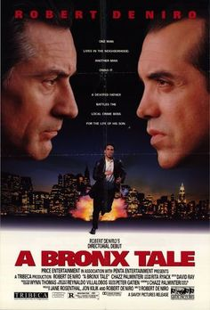 Chazz Palminteri and Robert DeNiro's A Bronx Tale- a true story from the stage to the screen - National Gangster Movies | Examiner.com