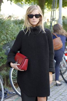 The latest in trends, street style, and editorials. Looks Street Style, Looks Style, Style Me, City Style, Mode Chic, Mode Style, Moda Crochet, Looks Chic, Winter Mode
