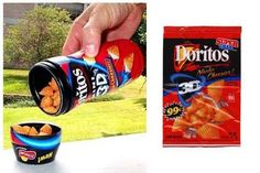 A snack that transcends our dimension: | 38 Things You Will Never Experience Again