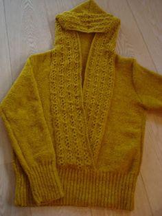 Berits Ret og Vrang: I would knit this in dark grey