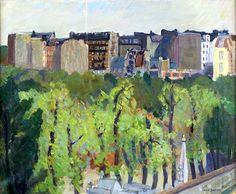 BO FRANSSON: GUNNAR SVENSSON (1892-1977)/ Montparnasse