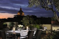 Hotel d'Inghilterra Rome is centrally located in Rome, steps from Caffe Greco and Keats-Shelley House. This 5-star hotel is close to Roman Forum and Colosseum. http://www.lowestroomrates.com/avail/hotels/Italy/Rome/Hotel-d-Inghilterra.html?m=p #RomeHotels