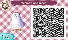 Menma's dress
