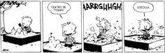 Calvin e Haroldo - E Foi Assim Que Tudo Começou, página 54