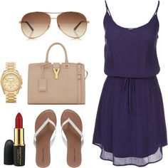 purp by kaywoodsx on Polyvore featuring Scoop, Wet Seal, Yves Saint Laurent, Michael Kors, MAC Cosmetics and Tom Ford