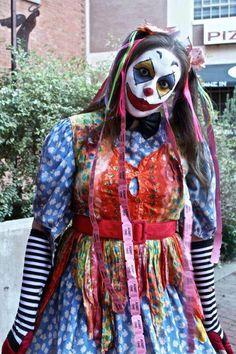 Image result for killer female clown