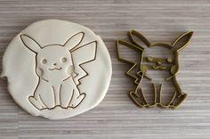 Emporte-pièce Pikachu