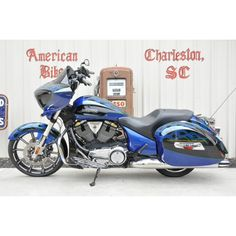@VictoryBikes 2013 Victory Cross Country  Custom Build by American Biker #victory #motorcycles