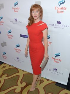 "Kathy Griffin Photos Photos - Actress Kathy Griffin attends Equality Now's third annual ""Make Equality Reality"" Gala on December 5, 2016 in Beverly Hills, California. - Equality Now's Third Annual 'Make Equality Reality' Gala - Red Carpet"