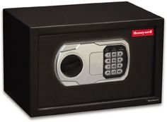 Honeywell 5101DOJ 0.31 Cubic Feet DOJ-Approved Steel Security Safe with Digital Lock, Black by Honeywell. $69.99. From the Manufacturer                This Honeywell 5101DOJ is a DOJ approved firearms storage device and features a 0.31 Cubic Feet Storage Capacity, Programmable Digital Lock, Bolt Down Capabilities. The Honeywell safe product line provides safety and security for your essential documents and most valuable possessions while affording you the peace of mind that come...