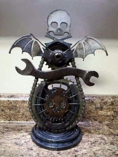 Gear Head Trophy