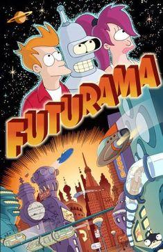 Appuntamento fisso subito dopo pranzo con Futurama ogni giorno: li guardo da anni, e anche se li so a memoria, rido sempre dall'inizio alla fine! ottimo per fare una pausa prima di riprendere gli impegni