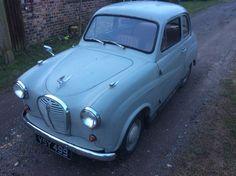 eBay: Original 1958 Austin A35 2 door saloon 948cc ideal historic race car base ? #classiccars #cars