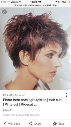 Love It Short Choppy Hair Pixie Haircut For Thick Hair 60 Classy Short Haircuts And Hairstyles For Thick Hair Pin On Hair Styles Hairstyles Cute Short Haircuts Pixie Haircut For Thick Hair, Short Pixie Haircuts, Hairstyles Haircuts, Haircut Short, Messy Pixie Cuts, Trendy Hairstyles, Sassy Haircuts, Haircut Medium, Teenage Hairstyles