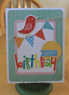 Scrapping Everyday Miracles: World Card Making Day by DT Member Cara Goedeking