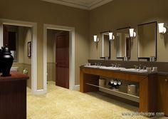 Design Washroom commercial restroom design ideas, pictures, remodel, and decor